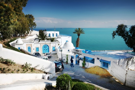 Sidi bou said tunisie for Piscine demontable tunisie